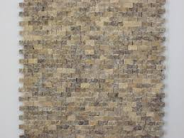 split mini brick terra tile and marble