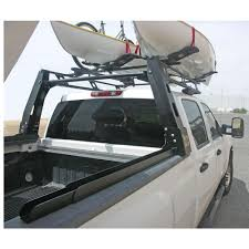 Universal Fifth Wheel Truck Rack With Two 59