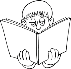 Free Reading Coloring Pages