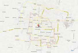 Related Yogyakarta Maps And Satellite Images