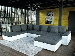 canapé d angle u tres grand canapé d angle lovely canape grand canape en u canapac