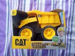 Dump Truck Toy - CAT Tough Tracks (Boxed As New) | In Toton ... Buy Cat Series Of New Children Disassembly Truck Toy Dump Wiconne Wi 19 November 2017 A Cat On An Tough Tracks Dump Truck Kmart Caterpillar Lightning Load Toy State Mini Worker Excavator 2 Pack In Toy State Ls Big Rev Up Machine Yellow Free Wheeling Machines 3 Toystate New Boys Kids Building Mega Bloks Large Playing Workers Amazoncom Toysmith Shift And Spin Truckcat Toys Trailer