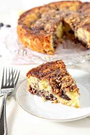 Lemon Blueberry Coffee Cake The Speckled Palate