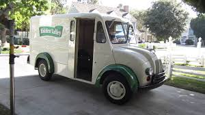 Vintage Divco Milk Truck On Wisteria Lane In Hidden Valley Ranch ... 602 Best Ford 1930s Images On Pinterest Vintage Cars Antique Heartland Trucks Pickups Hap Moore Antiques Auctions 30 Photos Of Bakery And Bread From Between The Citroen Hy Online H Vans For Sale Wanted Whole In Glass Containers Home Vintage Milk Truck Sale Delivery 1936 Divco Delivery Truck Classiccarscom Cc885313 Model A Custom Car Can Solve New York Snow Milk Lost Toronto 1947 Coca Cola Coe Bw Fleece Blanket