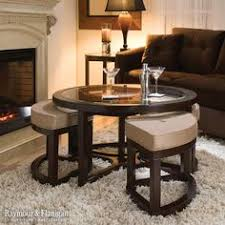 Raymour And Flanigan Lindsay Dresser by Juniper Glass Coffee Table And Ottomans Coffee Tables Raymour