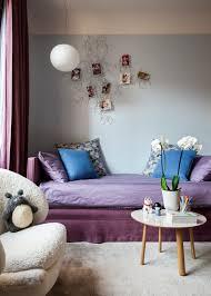 chambre bleu et mauve chambre aubergine et gris chteau de vaux with chambre