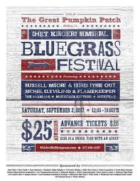 The Great Pumpkin Patch Arthur Il by Chet Kingery Memorial Bluegrass Festival