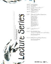 100 Curtis Fentress Joint Lecture Series FAIA AIA Triangle