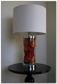 Target Fillable Lamp Base by Fillable Lamp Fillable Jar Lamp The Lighting Unit Is All In The