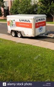 Denver, Colorado, USA - August 7,2017: U-Haul Cargo Trailer At A ... Capps Truck And Van Rental Movers In Boulder Co Two Men And A Truck The Story Of Fluid Market How You Can Make 1200month Renting Appbased Vehicle Rental Company Colorado Goes Tional With Denver Intertional Airport Budget Nc Uhaul Co Oakley Heritage Malta Elegant U Haul 1 Bedroom Apartment Fnituinredseacom Asheville Moving Truck At Bridge Beautiful Creek We Made It Pictures From The Road Portals Pizza Hal Moving Midnightsunsinfo Sony Dsc Best Resource Switchback
