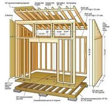 12x16 Slant Roof Shed Plans by Single Slope Roof Metal Buildings Cheap Shed Plans U2013 The Easy