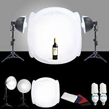 CanadianStudio STUDIO IN A BOX PHOTO LIGHT TENT PHOTOGRAPHY SET