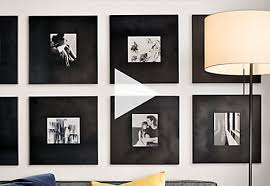 7 Ways To Arrange Your Frame Wall