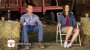 Letterkenny A CraveTV Original Season 2 Now Streaming