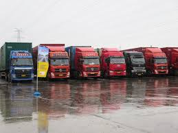 100 Roadshow Trucking A Chat With Chinese Truckers At A Shell Near Shanghai All