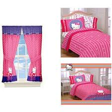 Hello Kitty Room Decor Walmart by 24 Best Katelyn Bedding Images On Pinterest Bedroom Ideas Twin