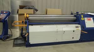 Decorative Sheet Metal Banding by Metal Fabrication Rolls Fox Machinery Associates