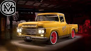 Fast N' Loud's 1959 Shiner F-100 AutoFocus Ep005 - YouTube Hemmings Find Of The Day 1959 Ford F100 Panel Van Daily Fordtruck 12 59ft4750d Desert Valley Auto Parts Blue Pickup Truck 28659539 Photo 13 Gtcarlotcom Ignition Wiring Diagram Data F150 Steering On Amazoncom New 164 Auto World Johnny Lightning Mijo Collection F500 Dump Gateway Classic Cars 345den Gmc Truck F1251 Kissimmee 2017 Read About This Chevy Apache Featuring Parts From Bfgoodrich Turismo 3 The Tree