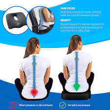 Orthopedic Office Chair Cushions by Best Office Chair Cushion Reviews Of 2017 At Topproducts Com