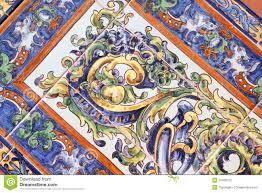 seville tiles stock photo image of texture porcelain