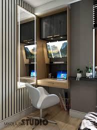kleine schlafzimmer kreativ gestalten mikolajskastudio