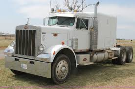 100 Peterbilt Trucks For Sale 1972 359M Semi Truck Item C3796 SOLD April 24