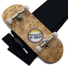 P-Rep 32mm SPACED Fingerboard Trucks - Gold Broken Knuckle ...