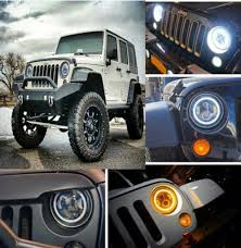 Jeep Wrangler 7 Inch Round LED Headlight Kit With White/Switchback ... Oracle 1416 Chevrolet Silverado Wpro Led Halo Rings Headlights Bulbs 0915 Dodge Ram Quad Lamp Headlight Build Hionlumens 12016 F250 F350 Lighting Spyder Halo Projector Lights Forum Chevy Enthusiasts 2008 Projector Hid Headli Youtube 1114 Ford F150 Lincoln Mark Lt Pair Of Bumper Ring Fog 2014 Sierra 1500 W Readylift Sst Leveling Kits Lift On 20x18 Wheels 092014 Raptor S3m Recon Package Smoked R0913rlp 2007 2013 Nnbs Gmc Truck Install 1215 Slight Bar Drl Tacomabeast Kit 32006 Square Outline Sold Out Back