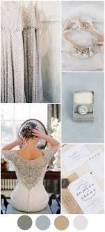 Neutral Wedding Colours 2016 Palette