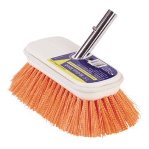 Swobbit Medium Brush - Orange, 19cm