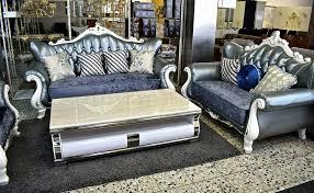 3 2 1 sitzgarnitur barock wunschfarbe sofa sessel wohnzimmer neu