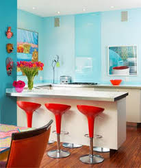 Kitchen Ideas Turquoise Teal And Red Decor