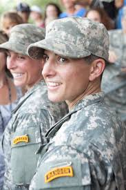 Second Most Decorated Soldier Of All Time by Meet The Army U0027s First Female Infantry Officer