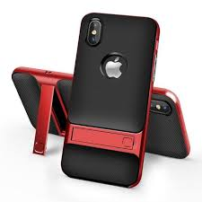 Apple iPhone X Ultra Thin Phone Stand Cove Case – Creationsg
