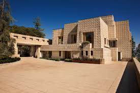 100 Frank Lloyd Wright Textile Block Houses S Magnificent Ennis House Sells For 18M