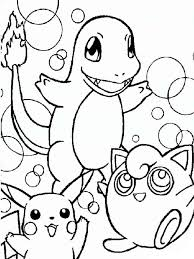 Pokemon Coloring Pages 27