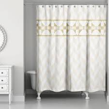 Gold And White Window Curtains by Buy Gold Curtains From Bed Bath U0026 Beyond