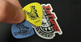 Frequently Asked Questions About Custom Guitar Picks By InTuneGP
