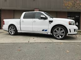100 Ford Saleen Truck Rare 2008 F150 Surfaces Online F150onlinecom