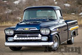 Capt. Hays - 1959 Chevy Apache - American Soldier - Truckin Magazine 1959 Chevy Truck 195559 Chevy Trucks Pinterest Front Right Side Maguiredonny Small Trucks Awesome 1955 Enthill History 1918 Used Chevrolet Apache Koolant At Find Great Cars Serving Ramsey Apache Pickup 350 Engine Rebuild The Barn Duffys Classic 2014 Ousci Recap Wes Drelleshaks Video A Clean Green Pickup To Drool Over Hot Rod Network File1959 Pickupjpg Wikimedia Commons