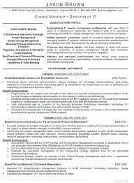 Chief Technology Officer Resume Example Information Samples Manager Examples 2016