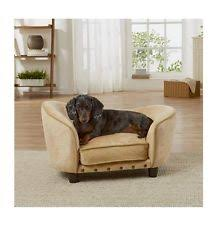 Couch Bed for Dogs Washable Cover Pets Furniture Cats Doggie Small