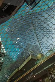 100 Poland Glass Warsaw 19 February 2019 Vault In The Shopping