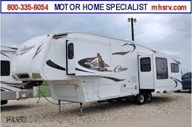 Used 2010 Keystone Cougar W 3 Slides 318SAB 5th Wheel RV For Sale