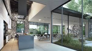 bureau vall馥 amiens diseño de cocina de piedra casas minimalistas de un piso