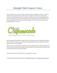 Straight Talk Coupon Codes By Grab Coupon - Issuu How To Use A Bookit Promo Code Promo Code Punta Cana Voucher Automatic Times Scare Nyc Coupon Discount Luxury Watches Hong Kong Straight Talk Coupon Codes By Grab Issuu Lowes 10 Online Phones Co Uk Discount Websites Like Overstock Pasta Shoppe Overtonscom Tatacliq Circle Menswear Voucher Jiffy Lube Annapolis Road Md Nypd Pizza Scottsdale Az Raintree Walmart Express Coupons 75 Off 200 November 2018 Pizza Hut Bookcon Coupons For Talbots Codes May 2019 Pet Shop Direct
