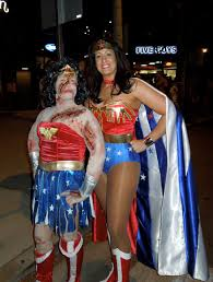 West Hollywood Halloween Carnaval 2017 by Zombie Wonder Woman Ravages West Hollywood U0027s Halloween Carnaval