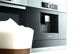 Built In Coffee Maker Appliance Living Machine You Can