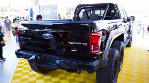 VelociRaptor 6X6: Pure Aggression On Six Wheels From SEMA - Ford-Trucks 2017 Velociraptor 600 Twin Turbo Ford Raptor Truck Youtube First Retail 2018 Hennessey Performance John Gives Us The Ldown On 6x6 Mental Invades Sema Offroadcom Blog Unveils 66 Talks About The Unveils 350k Heading To 600hp F150 Will Eat Your Puny 2014 For Sale Classiccarscom Watch Two 6x6s Completely Own Road Drive