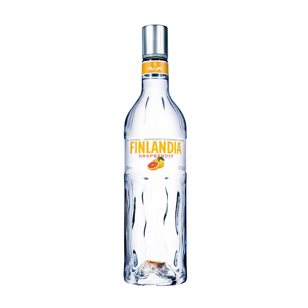 Finlandia Grapefruit Fusion Vodka - 750ml